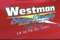WESTMAN ELECTRICAL CONTRACTING ONLINE TIMED AUCTION (FOR MORE INFO LANCE 204-522-0122 OR BARB 204-522-0946)