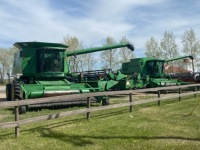 ANNUAL PRE HAYING CONSIGNMENT ONLINE TIMED AUCTION (FOR MORE INFO 204-727-2001)
