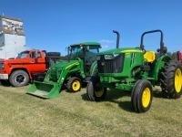 Hewson Enterprises Auction for more info call 204-773-3025