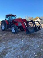 *2014 McCormick MTX 150 T3 MFWA tractor