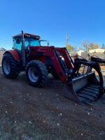 *2010 McCormick MTX 150 T3 MFWD Tractor