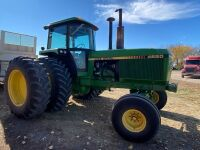 *1985 JD 4650 2WD Tractor 183hp