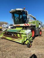 *Claas Jaguar Speed Star 870 sp forage harvester