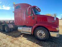 *2006 IH 9200i Eagle t/a hwy tractor, VIN# 2HSCEAPRX6C260696, Owner: Gervin Stock Farms Seller: Fraser Auction____________ ***TOD, SAFETIED, KEYS***