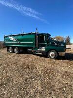 *1995 Kenworth T600 t/a grain truck VIN# 2XKADR9X0SM936076, Owner: Gervin Stock Farms Seller: Fraser Auction___________ ***TOD, SAFETIED, KEYS***