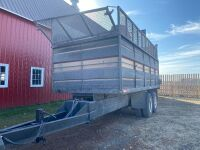 *20' t/a tractor pull wagon