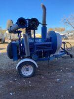 *Brandt 4500 Grain Vac tri-fold auger