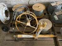 *3pt hyd wire roller