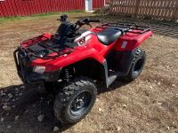 *2017 Honda TRX 420 4x4 ATV