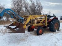 *Case 930 dsl 2WD Tractor