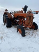 *Case 500 dsl 2WD Tractor