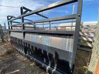 14' Prairie cattle scale w/M2000 Series digital scale head (Certified for Legal Trade)