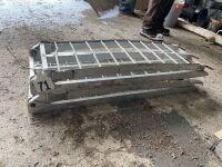 Aluminum ATV ramps