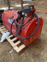 Westeel Road Vault skid tank w/ Fill-Rite pump