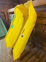 Suntag calf sled