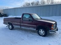 *1996 Chev C1500 pick-up