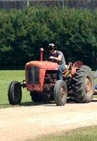 MF 35 dsl tractor, s/nSNM-179100
