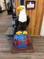 *Case Concrete Eagle (K54)
