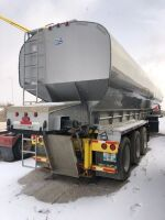 *2008 53' Walinga live bottom feed Semi trailer (K72) SAFETIED-EXPIRES MARCH 31, 2021, VIN# 2W9HA44358G001110, Owner: 3244334 Manitoba Inc Seller: Fraser Auction Service ___________ ***TOD***