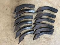 *Bourgault hose boots