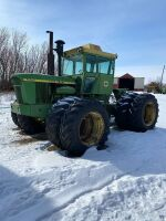 *1973 JD 7520 4wd 194hp tractor