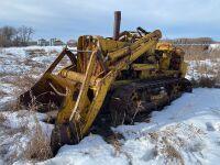 Case Terramatic crawler loader (not running, as is)