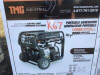 12,000W Generator (K67)