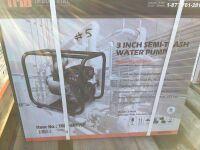 """3"""" Water pump (K67)"""