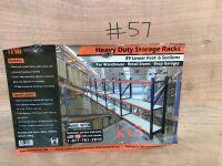 39' Storage Shelving (K67)