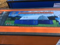 20 x 40 Container Shelter (K67)