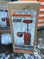 20gal Oil drainer (K67)