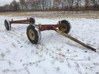 *4-wheel farm wagon (no deck)
