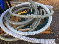 *assorted hoses