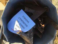 *Used Bourgault knock-on shovels (bin 2)