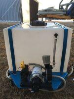 *25-gal sprayer w/12-volt Shur-Flo pump