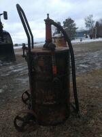 *Transmission oil pump