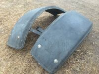 """*16"""" CaseIH or NH front poly fenders"""