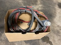 spare wire harness for NH baler monitor (no monitor just wire harness)