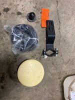 *Trimble AG15 L1 Dome, wheel motor bracket, coax cable