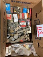 *bearings & assorted parts