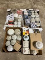 *4 boxes of filters (assorted)