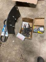 *Hesston 1150 Crimper parts, guards, sickle bolts, skid pan