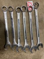 """*flat wrenches - 1 3/8"""", 1 1/2"""", 1 5/8"""", 1 3/4"""", 1 7/8"""", 2"""""""