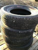 "P255/70R17 ""99% TAKEOFF"" Bridgestone Dueler, H/T (K50)"