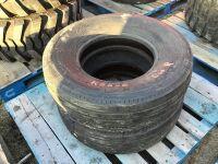 *F835-ST - ST235/85R16 G14 Autoride QR35 All Steel, Radial Trailer Tire