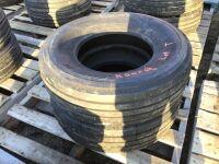 *F835-ST - ST235/85R16 G14 Autoride QR35 All Steel, Radial Trailer Tire (K50) Lot T
