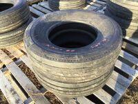 *F835-ST - ST235/85R16 G14 Autoride QR35 All Steel, Radial Trailer Tire (K50) Lot U