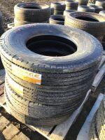 *11R22.5 H16 Mirage MG111 5 Rib Trailer Tire (K50)