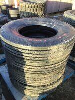 *11R22.5 H16 Mirage MG111 5 Rib Trailer Tire (K50) Lot DDD