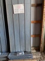 used metal cladding